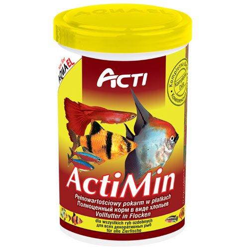 AquaEL 56033 Flockenfutter, 250 ml